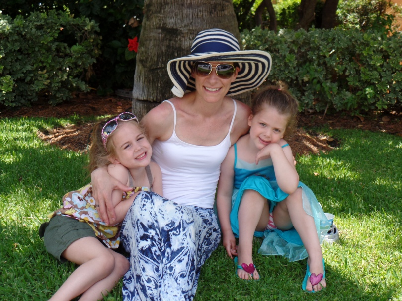 Me and my babies in Florida!