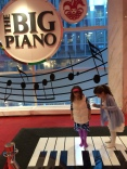 FAO and the big piano, of course!
